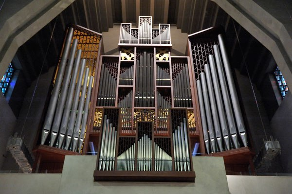 Oratoire Saint-Joseph - Grand orgue